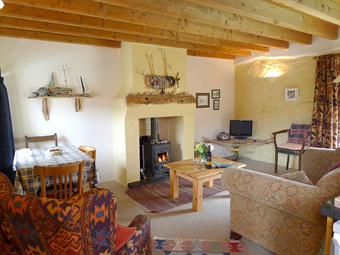 Pet Friendly Holiday Cottage - Abaty Cottage, Talbenny Hall, Little Haven - Image 1 - Little Haven - rentals