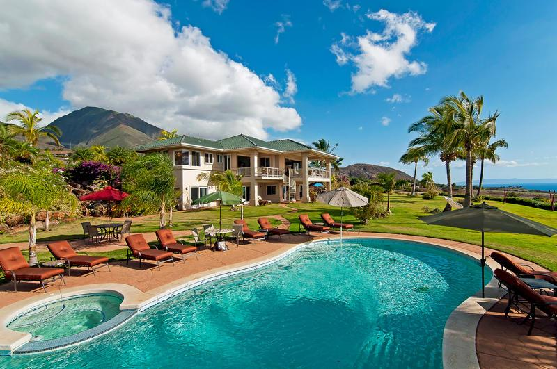 Huge 11-Acre Maui Vacation Property ~ Pool, Ocean Views ~ Sleeps 8! - Image 1 - Lahaina - rentals