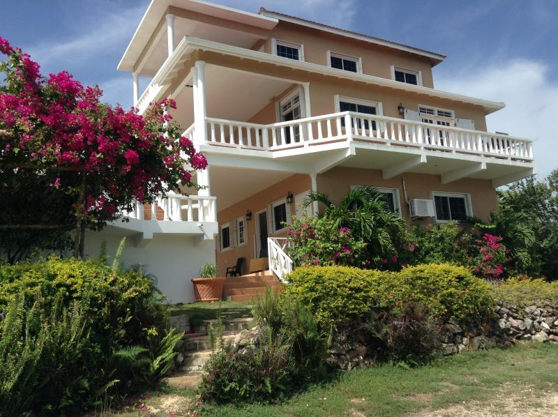 Cabarita Lookout has one of the spectacular views in all of Jamaica! - Beautiful Staffed Villa with Spectacular North Shore Ocean Views - Port Maria - rentals