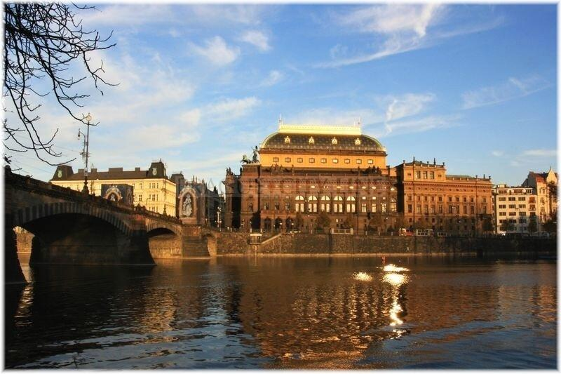 The National Theatre - Safe and Quiet Apartment in the Heart of Prague - Prague - rentals