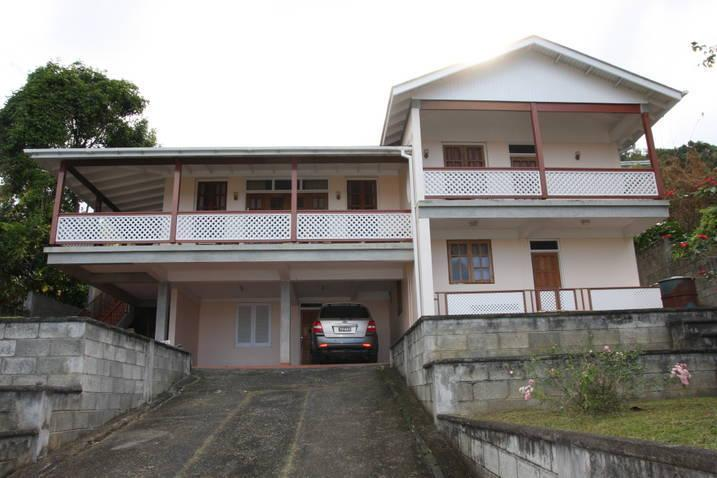 Apartment for rent situated on the ground floor - Cosy Sea View Apartment close to Roseau - Roseau - rentals