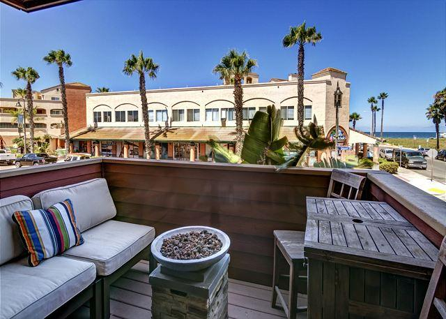 Surf Passage Main Balcony - SURF PASSAGE: OCEAN VIEWS + GOURMET KITCHEN & THAT - Imperial Beach - rentals
