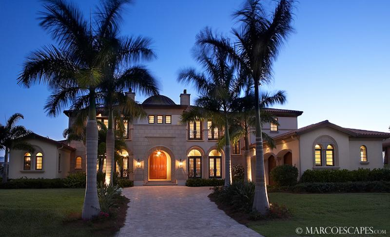DECADENCE - The Name Says It All.  Featured 'Dream Home' in Marco Magazine 2015!! - Image 1 - Marco Island - rentals