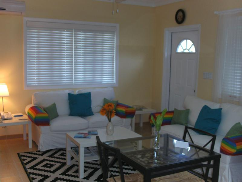 Living & Dining - Sunflower Suite, New Rates - Beaches Nearby! - South Palmetto Point - rentals