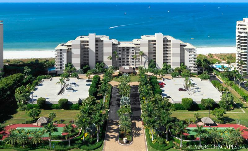 SOMERSET 812 - Weekly Beachfront Vacations Permitted!!  New for 2016 !! - Image 1 - Marco Island - rentals