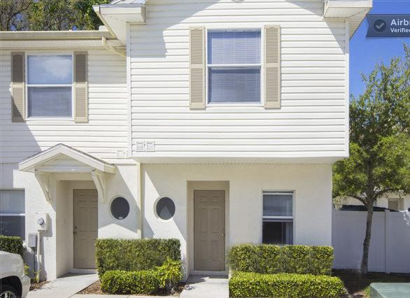 3 Bedroom 2.5 Bath New Townhome in Central Tampa - Image 1 - Tampa - rentals