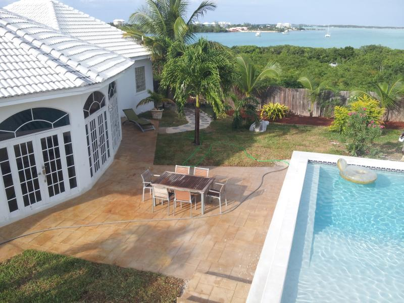 2015 Pool & Garden Upgrade - View to Flamingo Bay - Pure Luxury in Paradise -- 5 Bed Villa with Pool - George Town - rentals