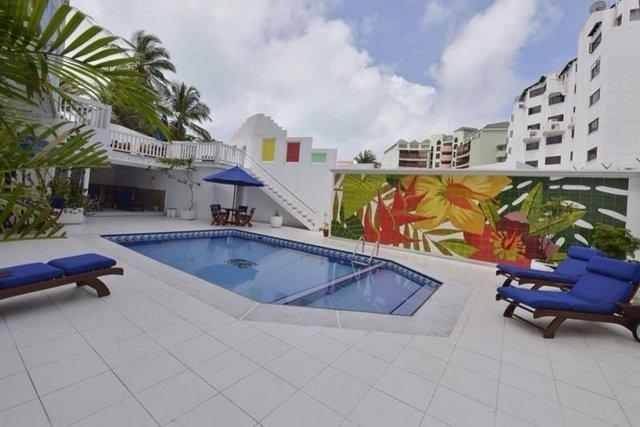 pool - APARTAMENTO 305 COMMODORE BAY CLUB FRENTE MAR - San Andres Island - rentals