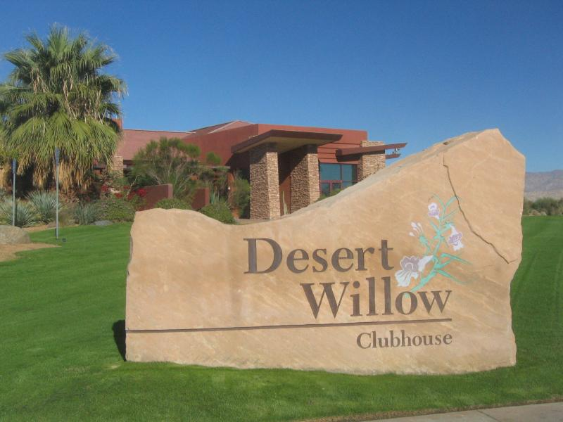 Entrance to Westin Desert Willow Golf Complex - Rolling Stones-Dylan-McCartney//Coachella Oct 6-10 - Palm Desert - rentals