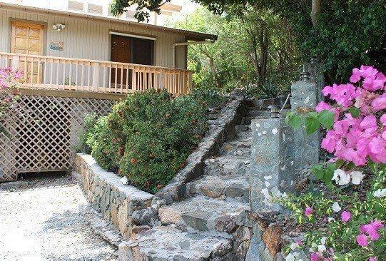 Poi Pu St John Villa - great views & total privacy - Image 1 - Cruz Bay - rentals