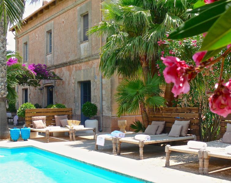 Villa Station - Suite con balcon y vistas - Ses Salines - rentals