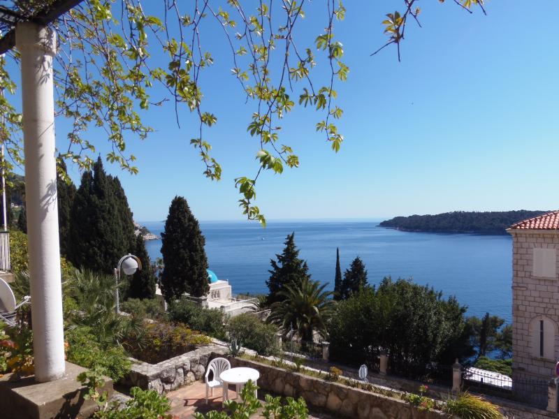Terrace - Apartment across Argentina hotel -Dubrovnik - Dubrovnik - rentals