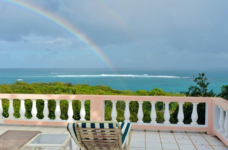 from the upper deck - 100% Local - A Private Home Vacation Rental - The Valley - rentals
