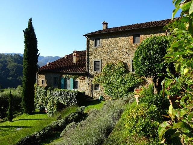 Villa Lavanda - Image 1 - Bagni Di Lucca - rentals