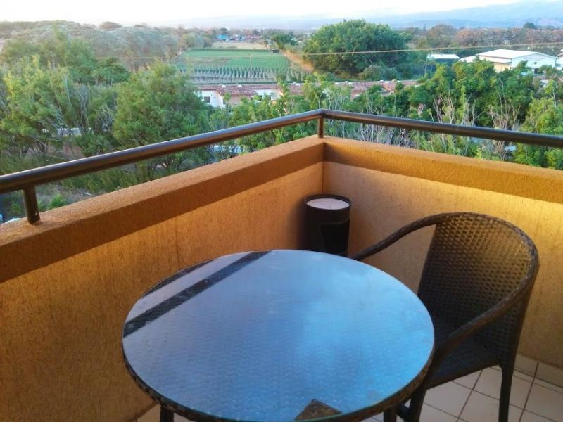 Your personal space on the top floor - enjoy coffee, drinks and you are allowed to smoke, too. - Cedro Premium Vacation Condo - San Jose - rentals