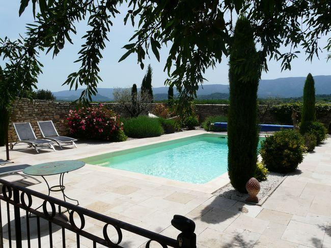 LS2-95 VIGNAREDO in the countryside of Gordes ! - Image 1 - Gordes - rentals