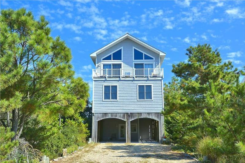 Wonderful, oceanfront 6 bedroom, 6 bath home with terrific views of the ocean & the coastline. - Image 1 - Bethany Beach - rentals