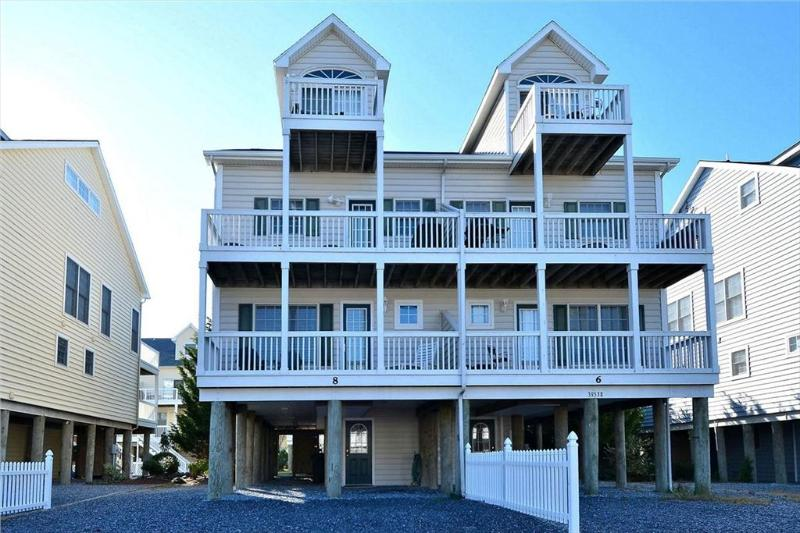 Beautiful townhouse, just 200 yards from the dune. - Image 1 - Middlesex Beach - rentals