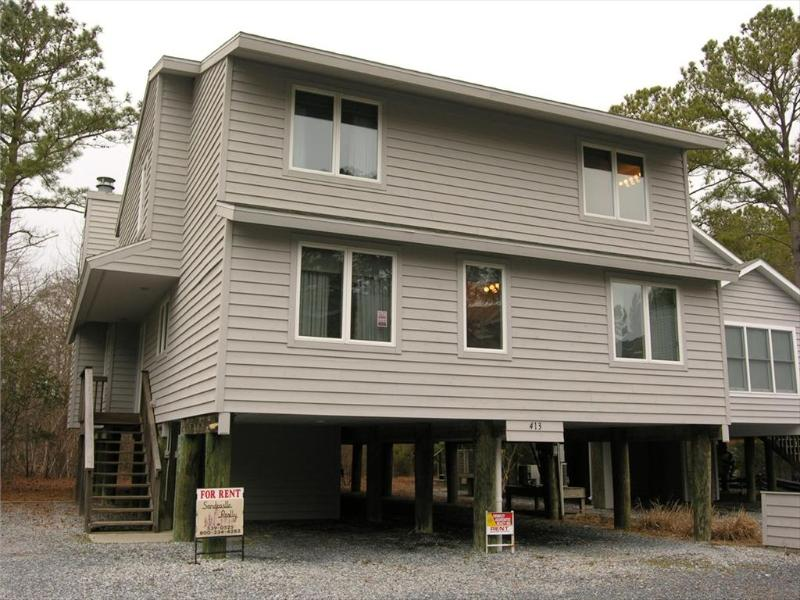 """New 5 bedroom, 3 bath """"Cat Hill"""" home. - Image 1 - South Bethany Beach - rentals"""