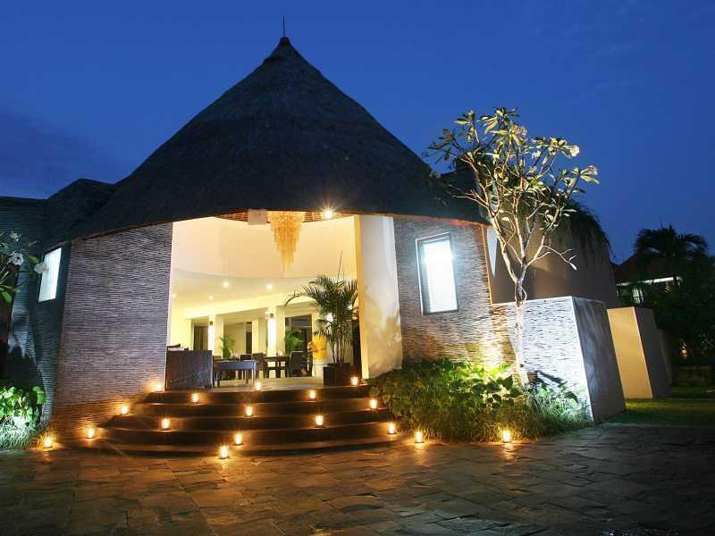 view - Diana, Tropical 3 BR Villa, Legian - Kuta - rentals