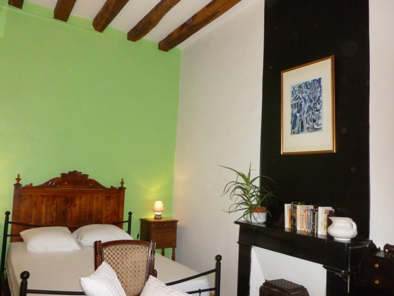 La chambre - Le Petit Boisnet - Angers - rentals