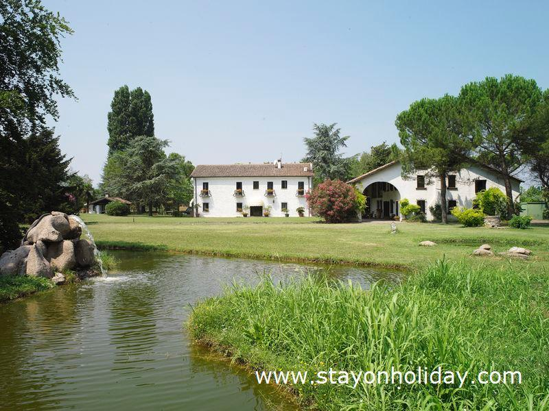 Outdoor view - How to discover the beauty of Veneto in a luxury suites with pool and large park - Abano Terme - rentals