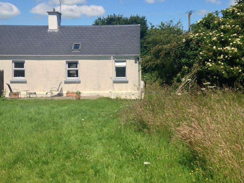 the cottage and our field - traditional country cottage - Killeagh - rentals