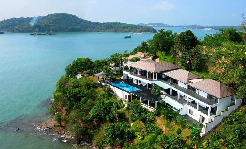 Villa Hollywood - Super Villa material ! - Hollywood Oceanfront Super Villa ! - Cape Panwa - rentals