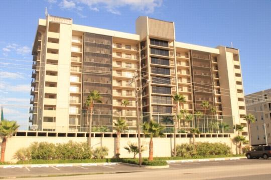 Ocean Vista 1203  Wall to wall 12th floor views - Image 1 - South Padre Island - rentals