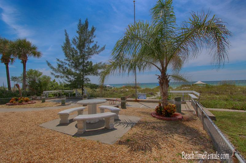 Gulf Sunset Oasis - 5 Bdrs - Beachfront - Image 1 - Indian Rocks Beach - rentals