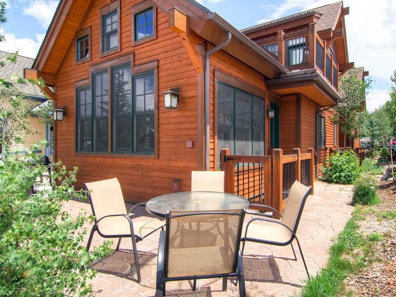 Lovely Breckenridge 3 Bedroom Walk to lift - BISON - Image 1 - Breckenridge - rentals