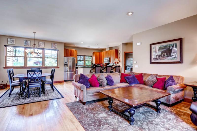 Comfortably Furnished  4 Bedroom  - 1243-72161 - Image 1 - Breckenridge - rentals