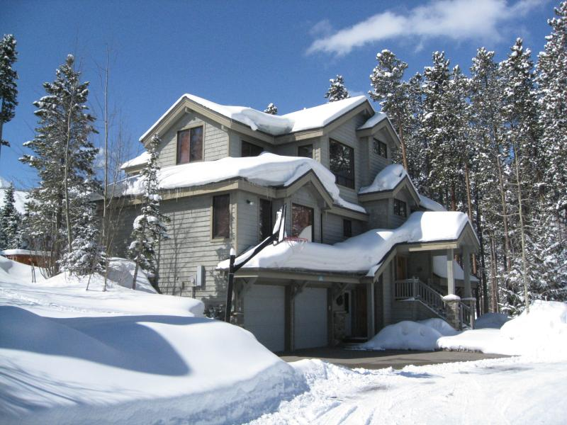 Convenient  7 Bedroom  - ********** - Image 1 - Breckenridge - rentals