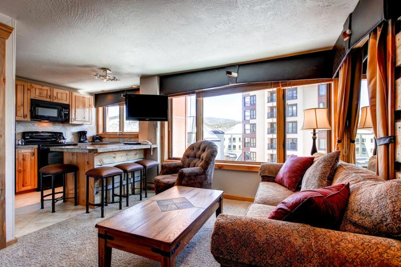Economically Priced  Studio  - 1243-65510 - Image 1 - Breckenridge - rentals
