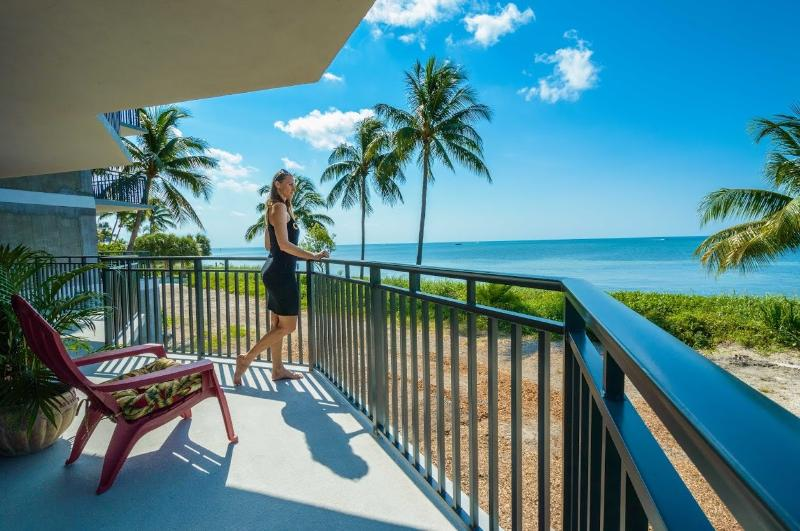 No Booking fees save 20%* Ocean Front* Ocean View Every Room*90' Scenic Balcony - Image 1 - Key West - rentals