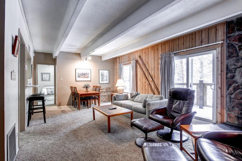 Appealing  1 Bedroom  - 1243-47880 - Image 1 - Breckenridge - rentals