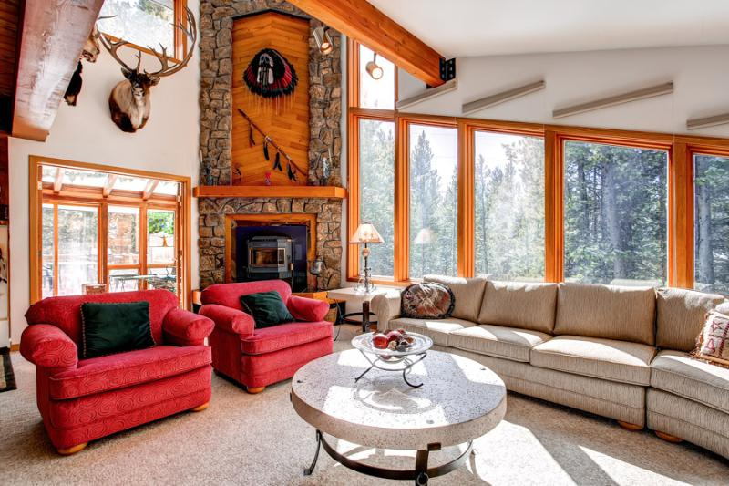 Comfortably Furnished  4 Bedroom  - 1243-26257 - Image 1 - Breckenridge - rentals