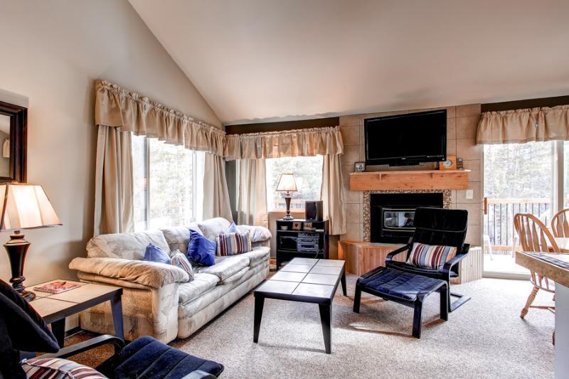 Comfortably Furnished  2 Bedroom  - 1243-21371 - Image 1 - Breckenridge - rentals
