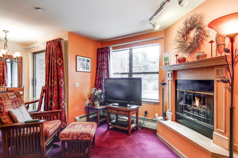 Comfortably Furnished  2 Bedroom  - ********** - Image 1 - Breckenridge - rentals