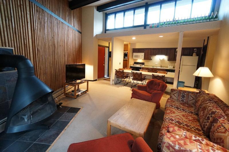 Lovely  2 Bedroom  - 1243-47745 - Image 1 - Breckenridge - rentals