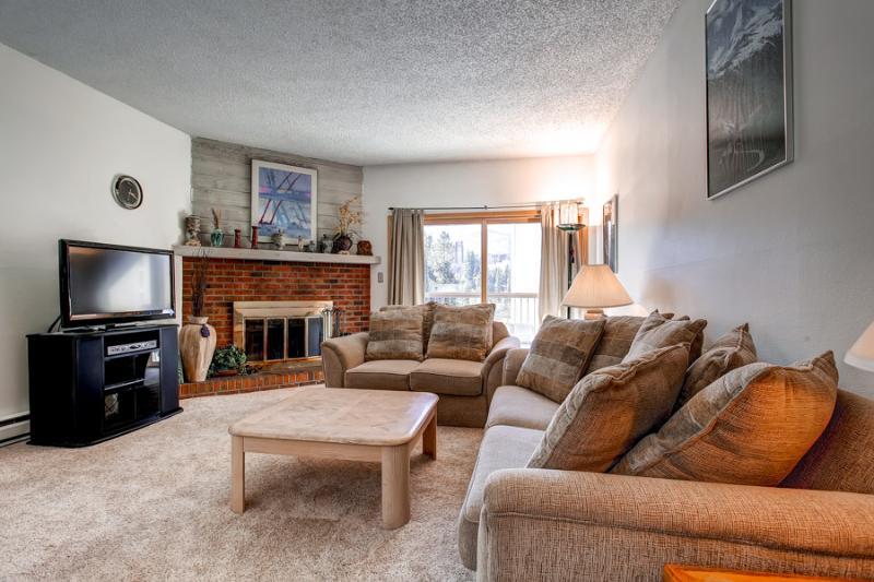 Affordably Priced  2 Bedroom  - 1243-47750 - Image 1 - Breckenridge - rentals