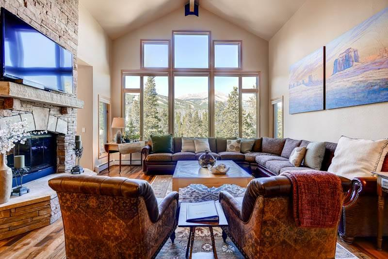 Appealingly Priced Breckenridge 7 Bedroom Free shuttle to lift - WC523 - Image 1 - Breckenridge - rentals