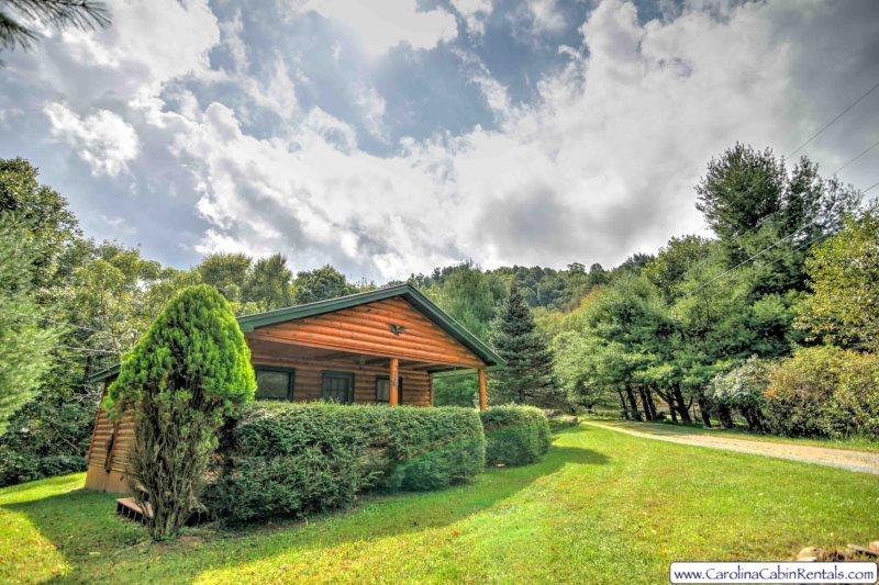 1BR Getaway Cabin, Hot Tub, Privacy, Valle Crucis, Walk to Watauga River, Near - Image 1 - Sugar Grove - rentals