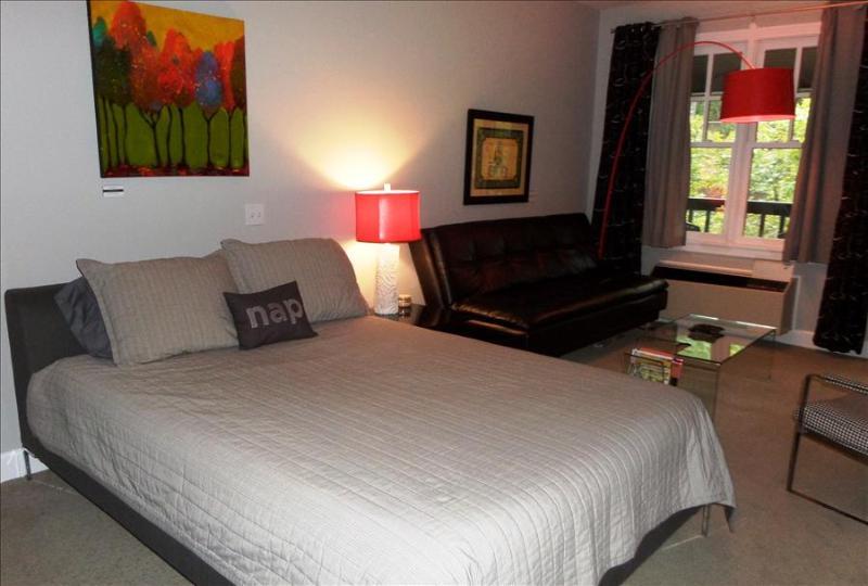 Bella Paradiso Condo 13 - Queen Studio - Image 1 - Eureka Springs - rentals