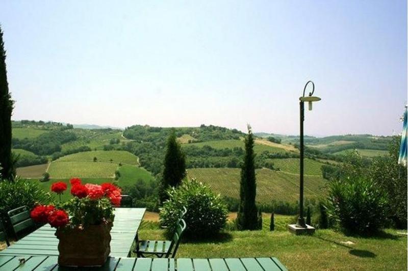 Large Tuscany Villa in the Chianti Region - Villa San Paolo - Image 1 - Montespertoli - rentals