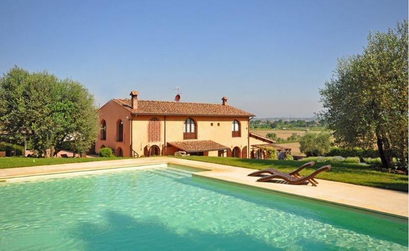 Villa with Private Pool and Easy Train Access to Florence - Villa Empoli - Image 1 - Empoli - rentals