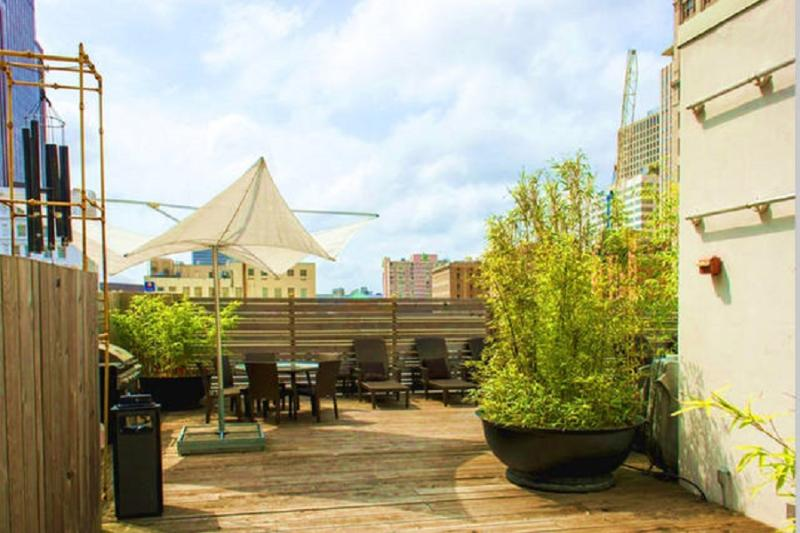 Stay Alfred Room for 7 Downtown, Rooftop Deck! UL3 - Image 1 - New Orleans - rentals