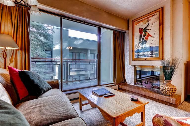 EDELWEISS HAUS 204A: Walk to Lifts! - Image 1 - Park City - rentals