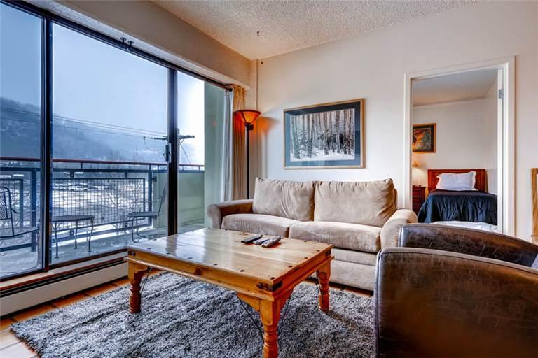 EDELWEISS HAUS 411A: Walk to Lifts! - Image 1 - Park City - rentals
