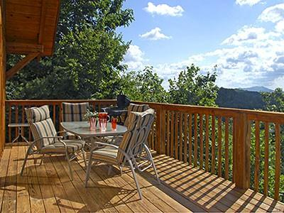 Appalachian Chalet - Image 1 - Sevierville - rentals